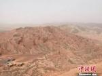 图为玉门国家地质公园将建汽车露营地。 贾海红 摄 - 甘肃新闻