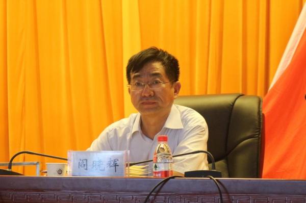 华东师范大学校党委书记童世骏教授来我校作报告