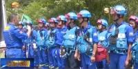 九寨沟加紧抢通道路 甘肃蓝天救援队找到2名遇难者  - 甘肃省广播电影电视