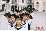 图为维也纳童声合唱剧照。 甘肃大剧院供图 - 甘肃新闻