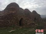 图为小川瓷窑遗址。 杜萍 摄 - 甘肃新闻