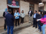 杨陇军带领工作组赴景泰红岘村对接精准扶贫工作 - 卫生厅