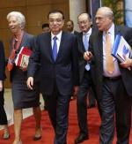 李克强同主要国际经济金融机构负责人共商助推中国 经济转型升级 - 审计厅