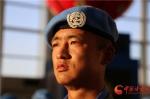 【陇原视觉】和平使命 维和勇士再出发(组图) - 中国甘肃网