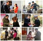 我办领导率帮扶干部赴积石山县开展脱贫攻坚结对帮扶工作 - 外事侨务办