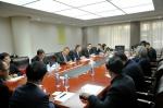 韩国庆尚南道韩中经济文化友好协会代表团访甘 - 外事侨务办