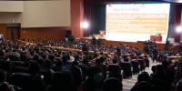 中央宣讲团走进兰州大学 宣讲党的十九大精神(图) - 中国甘肃网
