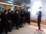 """1月11日,""""十二五""""甘肃省国土资源厅地质勘查成果交流会在兰州举行。 艾庆龙 摄 - 甘肃新闻"""