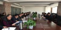 省政府考核省工商局法治政府建设目标工作 - 工商局