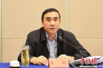 图为甘肃省副省长李斌出席会议并讲话。 南如卓玛 摄 - 甘肃新闻