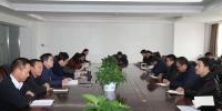 省工商局传达学习习近平致全国个体劳动者第五次代表大会的贺信 - 工商局