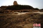 资料图。图为甘肃酒泉市瓜州县境内的锁阳城遗址。 杨艳敏 摄 - 甘肃新闻