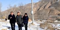 唐仁健在会宁县调研时强调 帮扶措施到村到户到人 工作计划到季到月到天 以敢死拼命精神战之必胜勇气向贫困发起总攻 - 人民政府