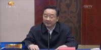 甘肃省委省政府举行省级老同志迎春茶话会 - 甘肃省广播电影电视