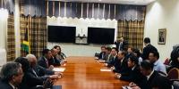 黄强率团访问牙买加和芬兰 - 外事侨务办