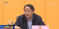 欧阳坚:用实干和业绩体现转作风的真正成效 - 甘肃省广播电影电视