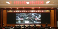 2018年甘肃省大学生征兵工作电视电话会议在兰召开(图) - 中国甘肃网