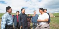 汪洋在甘肃甘南调研时强调:做好民族宗教和脱贫攻坚工作 夯实藏区长治久安基础 - 扶贫办