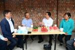 唐仁健率团赴新疆生产建设兵团学习考察 落实中央决策部署 推进合作共赢发展 - 人民政府