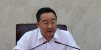 唐仁健与舟曲县麦积区抢险处置现场视频连线 - 安全生产监督管理局