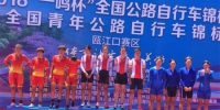 甘肃女队获得团体计时赛亚军。 - 甘肃新闻