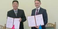 甘肃省友好代表团访问乌克兰和白俄罗斯 - 外事侨务办
