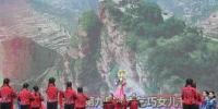 图为展现西和乞巧风俗的舞蹈表演。(资料图) 钟欣 摄 - 甘肃新闻