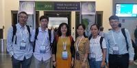 我校教师参加国际学术会议 - 甘肃农业大学