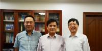 党委书记杨子江赴北京、天津地区拜访国家铁路相关部委及合作单位 - 兰州交通大学