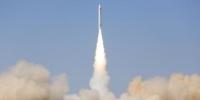 北京时间9月5日13时整,中国酒泉卫星发射中心成功组织发射了商业亚轨道火箭双曲线一号(SQX-1Z)。杨晓博 摄 - 甘肃新闻