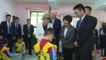 挪威国王哈拉尔五世和王后宋雅来甘肃省访问 - 甘肃省广播电影电视