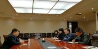 香港贸易发展局西北代表周鹏一行来我办拜访 - 外事侨务办
