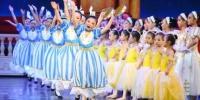 这也是甘肃首部本土少儿芭蕾舞剧。 杨艳敏 摄 - 甘肃新闻