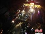图为11月3日,兰海高速兰州南收费站出口发生一起重大交通事故。图为航拍现场图。(资料图) 杨艳敏 摄 - 甘肃新闻