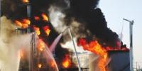 甘肃省举行消防救援实战演练 省委书记林铎出席并讲话 省长唐仁健主持 - 中国甘肃网