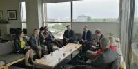 陈晓龙率甘肃教育代表团访问新西兰 - 兰州城市学院