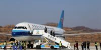 陇南—广州航班今日正式开通 飞行时间约2小时30分 - 中国甘肃网