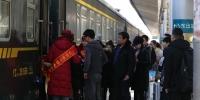 【春运回家路·甘肃】又是一年春节到 幸福满归途(组图) - 中国甘肃网