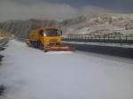 武威公路局及时清雪保畅通 - 交通运输厅