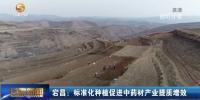 宕昌:标准化种植促进中药材产业提质增效 - 甘肃省广播电影电视