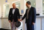 中国驻比利时使馆启用领事服务机器人 - 中国甘肃网