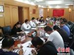 图为督导组赴甘肃市州开展医疗综合监管风暴行动的现场。 钟欣 摄 - 甘肃新闻