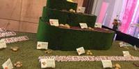 图为第四届中欧马铃薯论坛现场的种薯类型展示。 张婧 摄 - 甘肃新闻