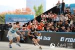 国际A级赛事三人篮球世界杯在兰揭幕 - 人民网