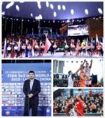 我校师生参与2019国际篮联三人篮球(U23)世界杯工作 - 兰州交通大学