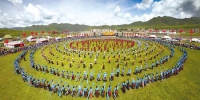 【守护母亲河 建设幸福河】滋养藏乡,散发独特文化魅力 - 中国甘肃网