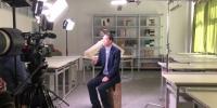 我校师生参加《中国影像方志》拍摄工作 - 兰州交通大学