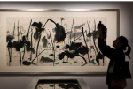 香港艺术馆翻新后重开 推吴冠中诞辰百年展 - 中国甘肃网