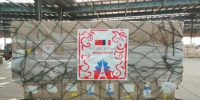 中国援法医疗物资运抵巴黎 - 中国甘肃网