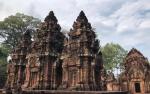 疫情下的柬埔寨吴哥古迹 - 中国甘肃网